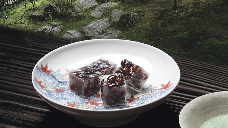 Hanakazura (with large adzuki beans)